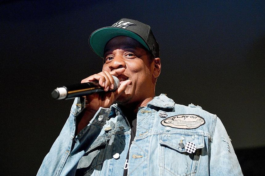 Jay-Z released his 13th solo album 4:44 at the end of last month.