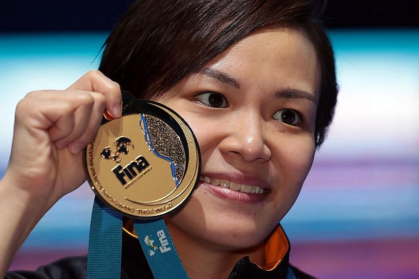"""Cheong Jun Hoong is ready to start all over again for next month's home SEA Games, as """"winning the world champion title doesn't make me special among other competitors""""."""