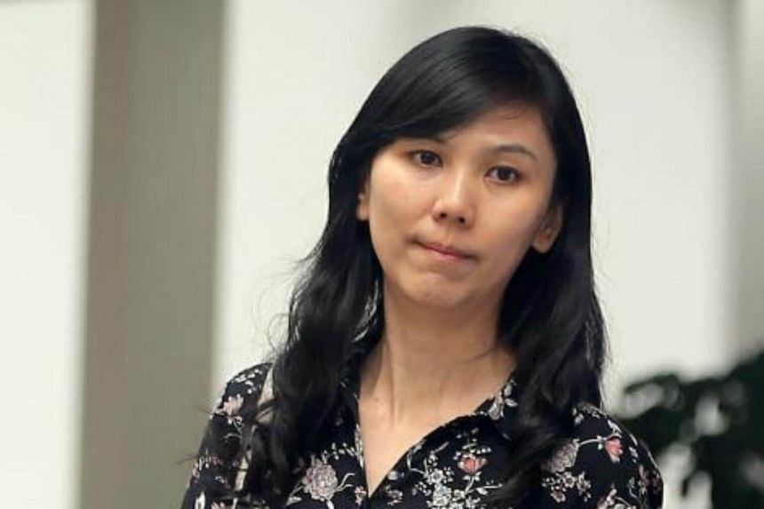 Tang Ling Lee was sentenced to one week's jail and banned from driving for two years.