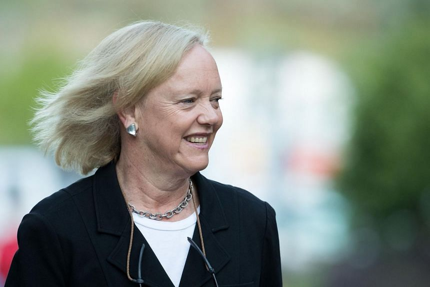 Meg Whitman, chief of Hewlett Packard Enterprise Co, is among six candidates who have been shortlisted by Uber Technologies to be its new CEO.