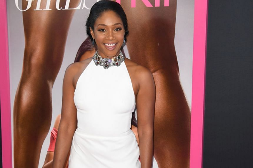 The clip of actress Tiffany Haddish telling the tale of how she took film couple Will Smith and Jada Pinkett Smith on a Groupon swamp tour in New Orleans is so hilarious that it racked up nearly 650,000 YouTube views in four days.