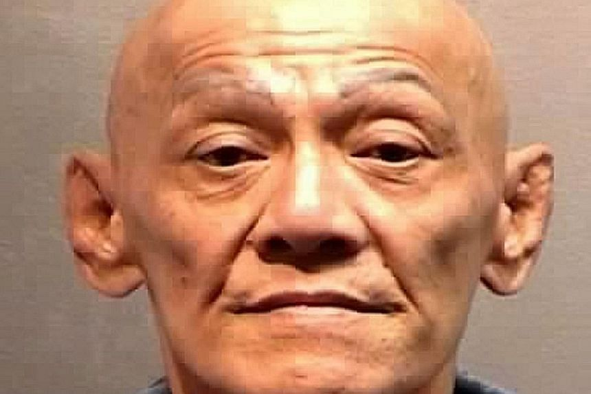 Goh Thiam Hock was jailed a week after pleading guilty to theft and a shoplifting charge.