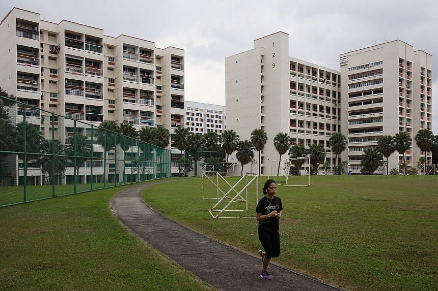 Serangoon Ville comprises 244 apartments and maisonettes across seven blocks with sizes ranging from 1,625 sq ft to 1,733 sq ft. Each home owner will receive about $2 million from the sale - much higher than the $1.6 million to $1.7 million they had