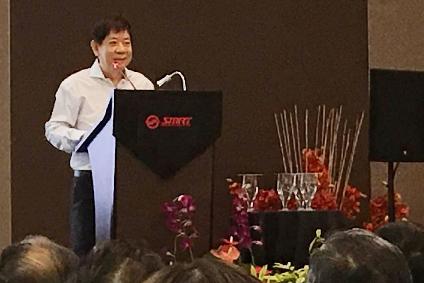 """Transport Minister Khaw Boon Wan said he did not like the way the press has been covering the resignalling project """"because they've magnified the problem unfairly"""""""