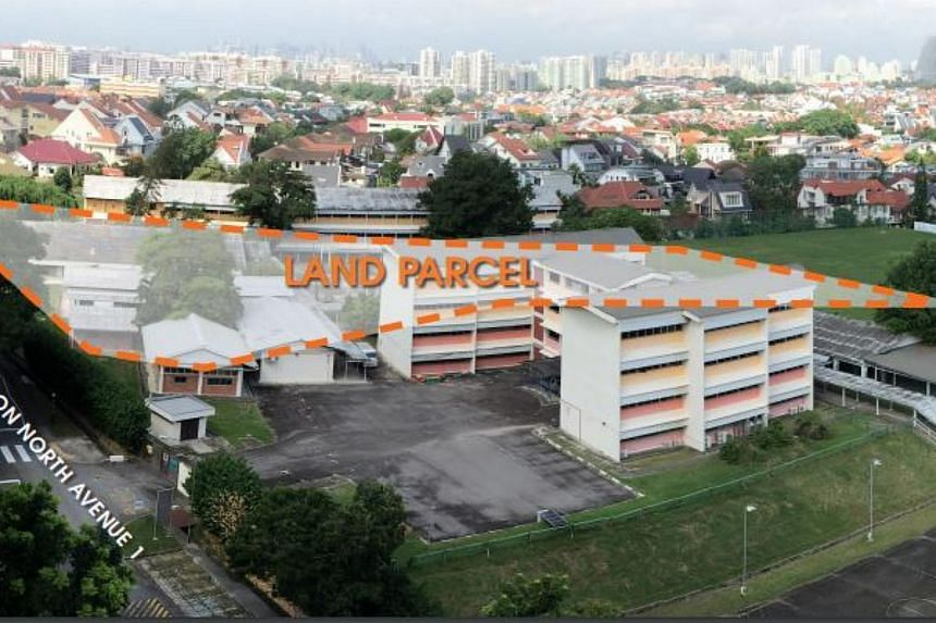 The private residential site in Serangoon North Avenue 1 that was up for public tender attracted 16 bids.