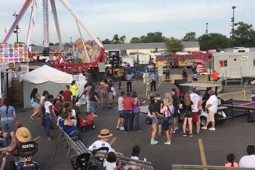 A ride called Fireball malfunctioned causing numerous injuries at the Ohio State Fair.