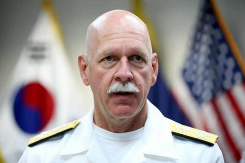 Admiral Scott Swift said that all members of the US military had sworn an oath to obey officers and the US President as commander in chief to defend the constitution.