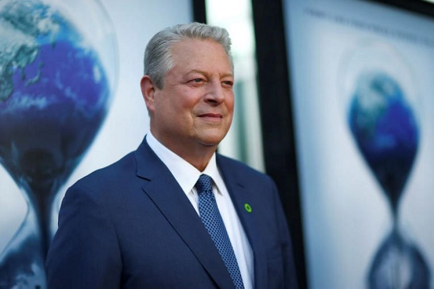 Former United States Vice-President Al Gore has a new documentary titled An Inconvenient Sequel: Truth To Power.