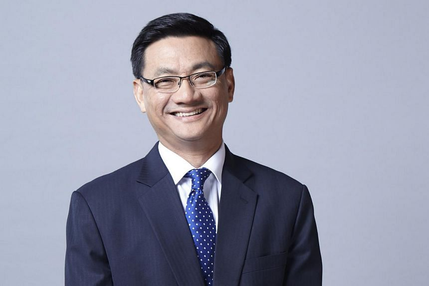 DBS has announced the appointment of Mr Hou Wey Fook as chief investment officer of its consumer banking and wealth management division.