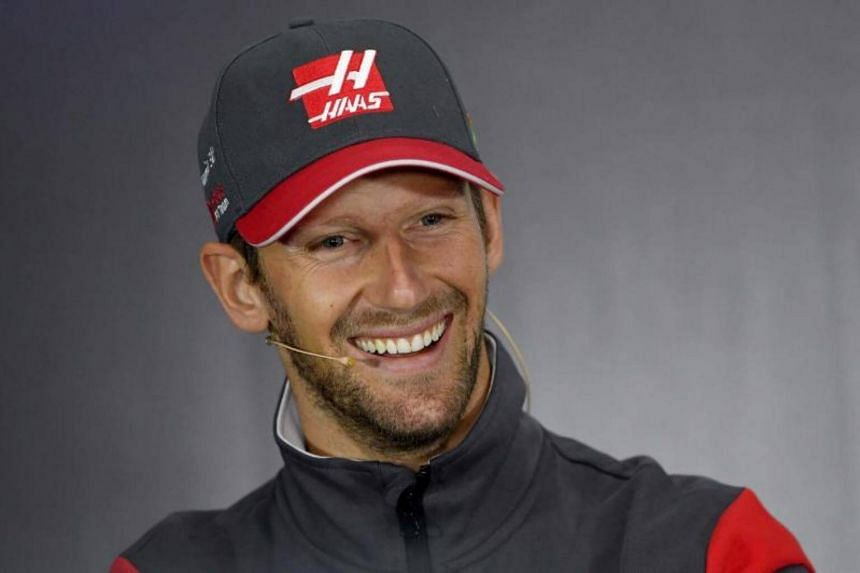 French Formula One driver Romain Grosjean told reporters at the Hungarian Grand Prix that he had telephoned Wolff after Silverstone and the Austrian had called him back.