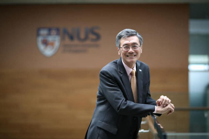 National University of Singapore (NUS) provost Tan Eng Chye was named as the university's new president.