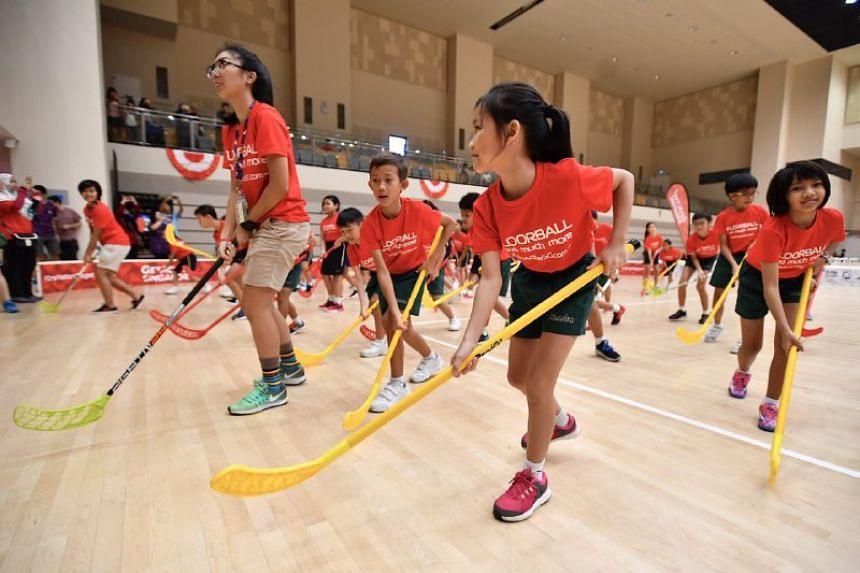 floorball junior team participated - 763×509
