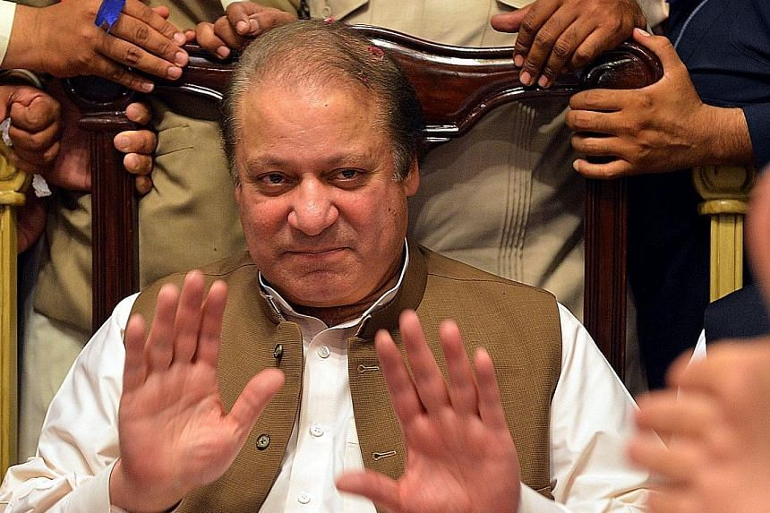 Mr Nawaz Sharif has said he will accept the court's verdict in the Panama Papers case, in which opposition leaders charged that the Sharif family hid its wealth overseas through a complex trail of real estate transactions. Supporters of ousted Pakist