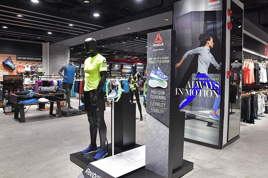 Homegrown sports retailer Royal Sporting House is sprucing up its offerings and the look of its stores to target a younger demographic, with consumers' behaviour having changed over the years.
