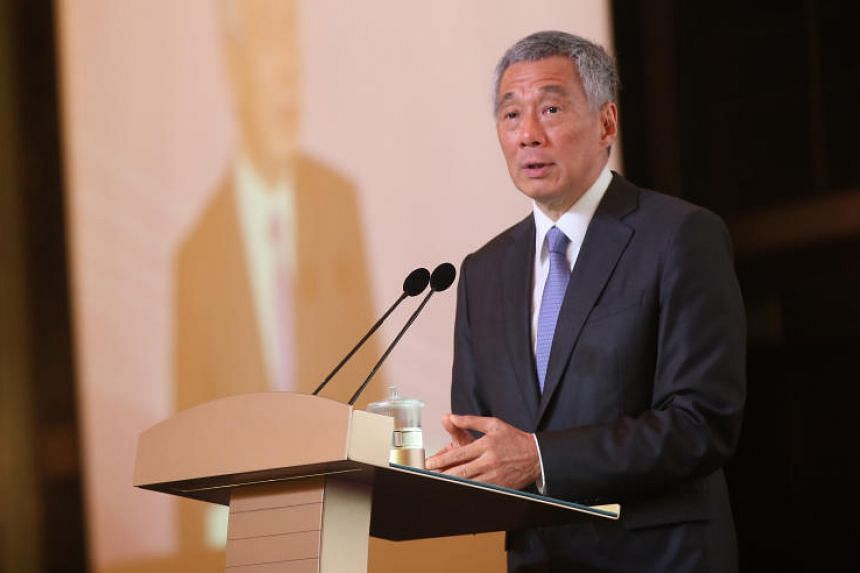 Prime Minister Lee Hsien Loong said schools should not become closed communities.