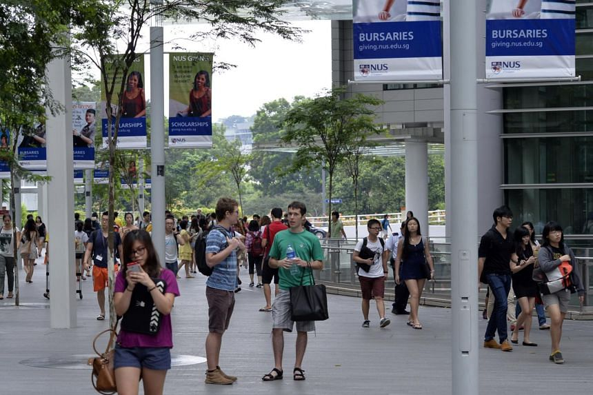 NUS  is looking at admitting more students by assessing their aptitude for a field of study.