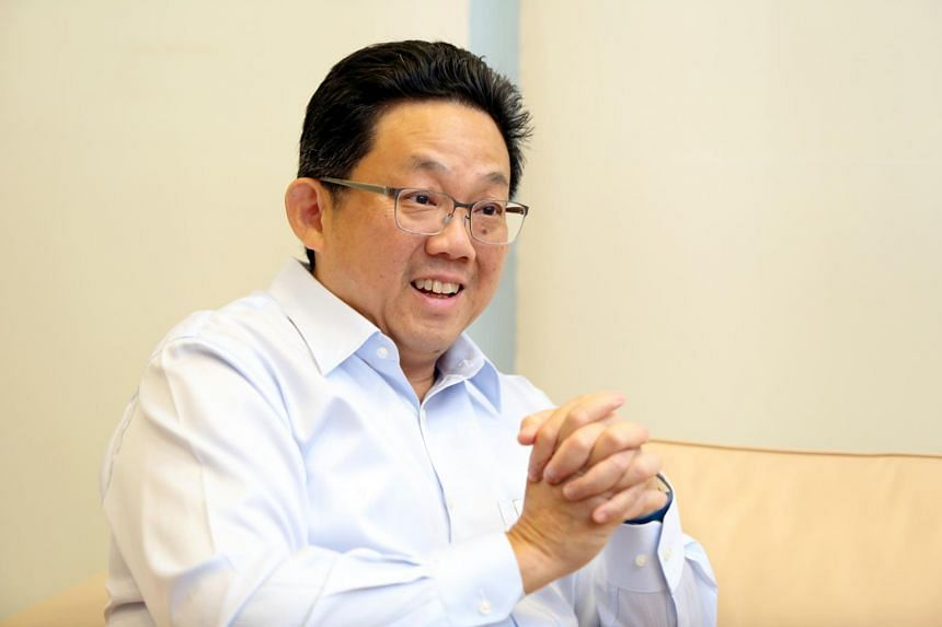 SPH chief executive-designate Ng Yat Chung has been appointed as a non-independent non-executive director to the board of SPH Reit Management.