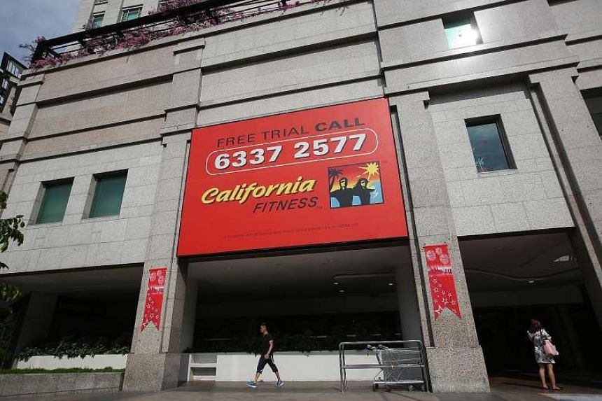 Case only received about 600 consumer complaints against California Fitness of around $1.09 million in losses, despite owing 27,000 members $20.8 million.