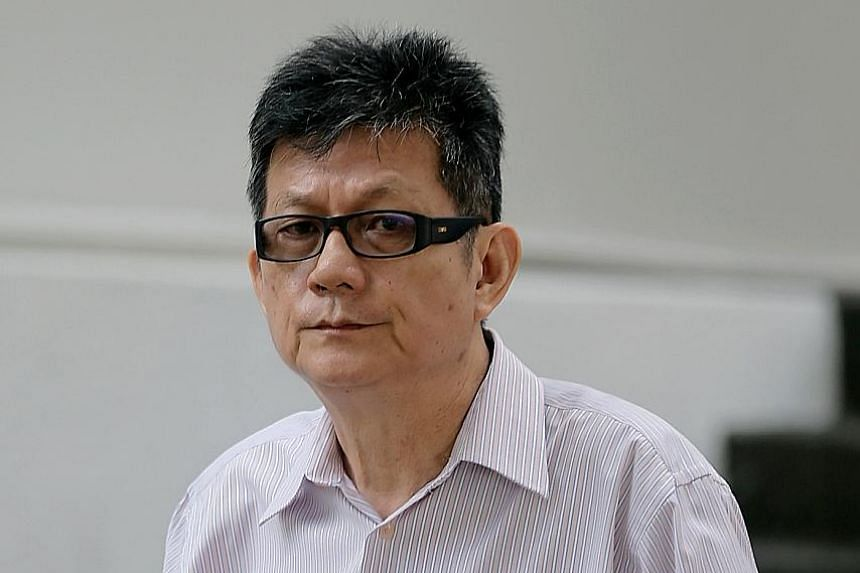The judge said Tang Koon Huat was either consumed with rage, or he was careless or just did not care about the consequences of his actions.
