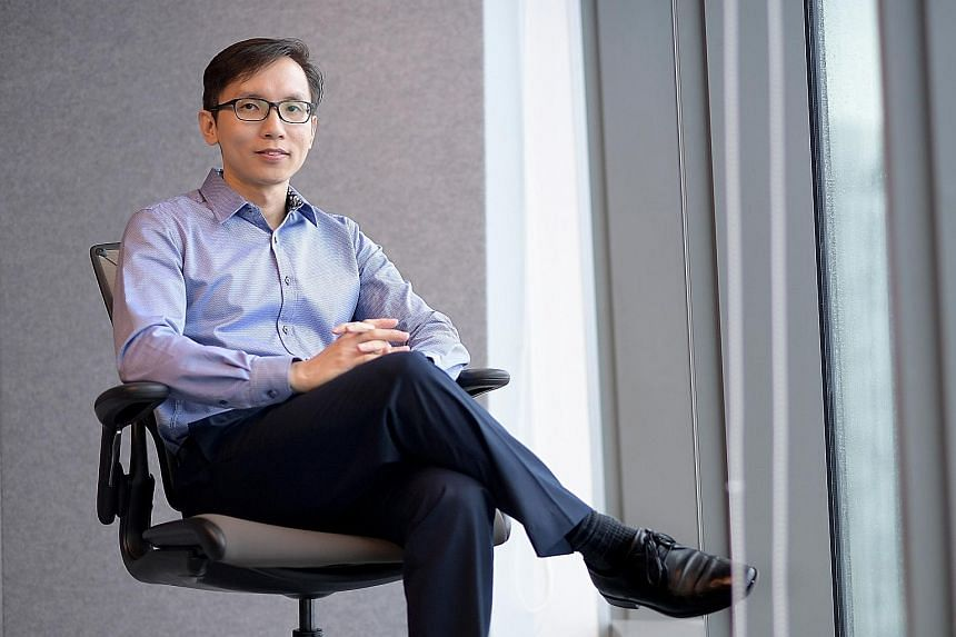 Mr Ong Jeong Shing, investment director of venture capital firm Venturecraft, says Singapore requires a strong pipeline of deals, financing, people who know how to finance these companies and how to advise them, as well as a talent pool, for more hom