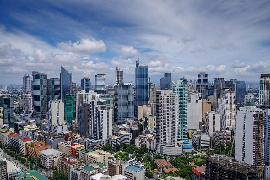 The Philippines was ranked last month by Fitch Ratings as South-east Asia's fastest growing economy.