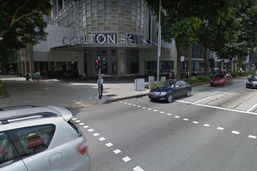 Tam Thanh Khong, Michael Le and Vu Thai Son  are accused of taking turns to rape a Malaysian woman at Carlton Hotel in Bras Basah.