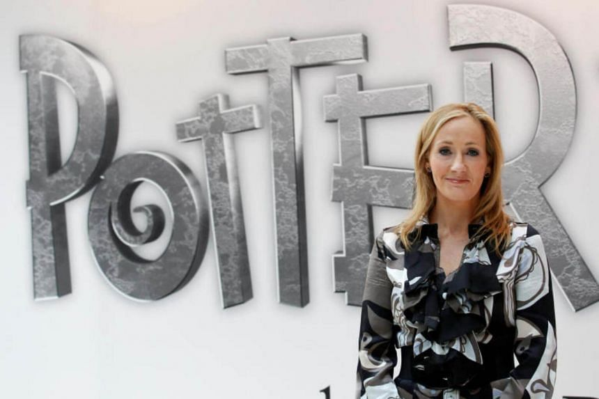 """Rowling branded Trump a """"monster of narcissism"""" after footage of a July 24 news conference on healthcare showed the US President seemingly ignoring a wheelchair-bound boy's hand."""