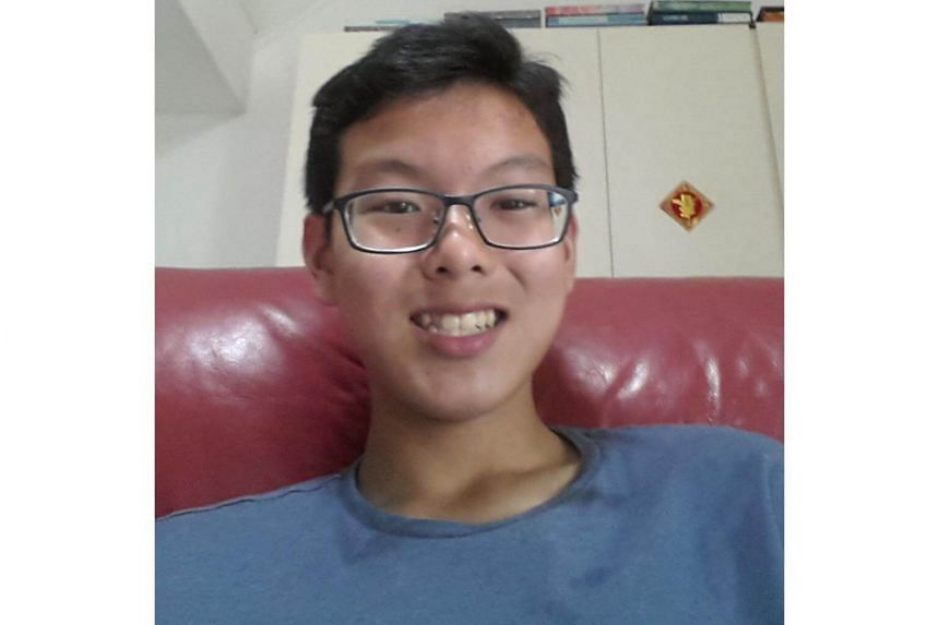 16-year-old Benjamin Sim Wen Ming, a volleyball player at Chong Boon Secondary, died after a 2.4km run on Tuesday (Aug 1) morning.
