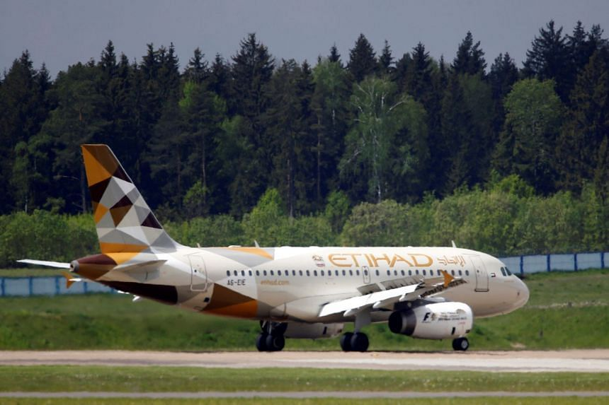 Etihad Airways said it was helping Australian Federal Police with an investigation into an alleged plot to bring down a plane.