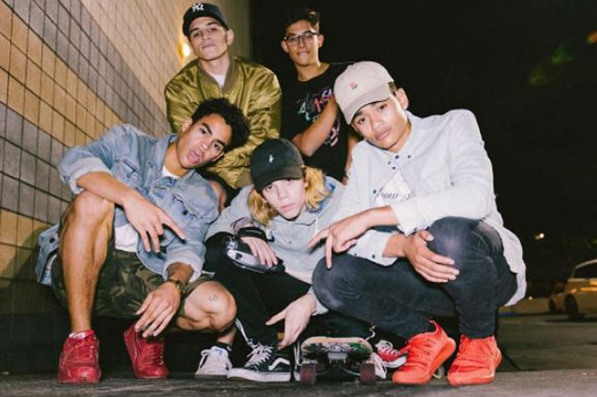 Music mogul Simon Cowell's new boyband PrettyMuch (above) have put out their debut single, Would You Mind.
