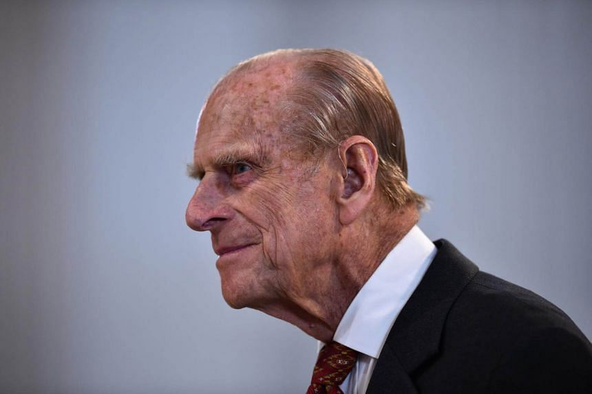 The report, which said the Duke of Edinburgh had died, was subsequently taken down.