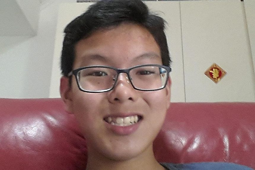 Benjamin Sim Wen Ming, a Secondary 4 student at Chong Boon Secondary School, had no pre-existing medical conditions and was a volleyball player on the school team for four years.