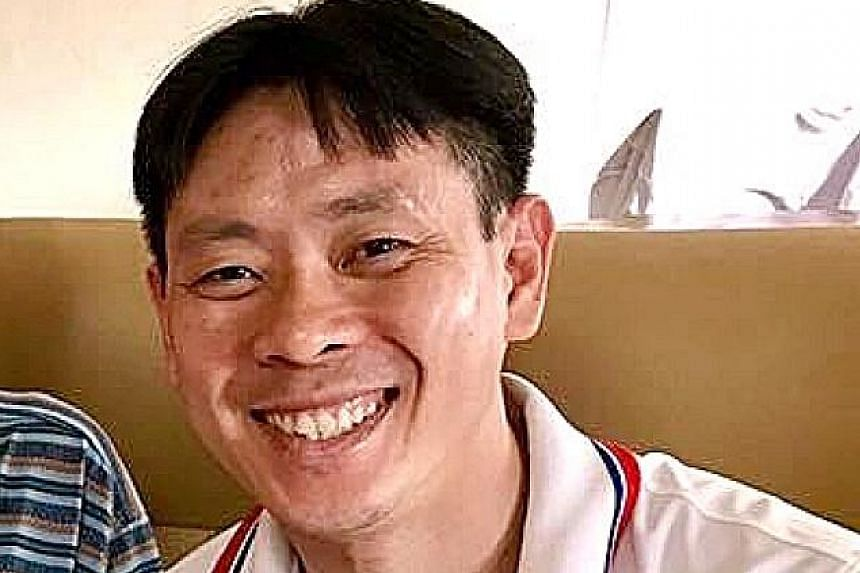 Mr Louis Ng recounted his own experience as a father of twin daughters who were born 10 weeks early.