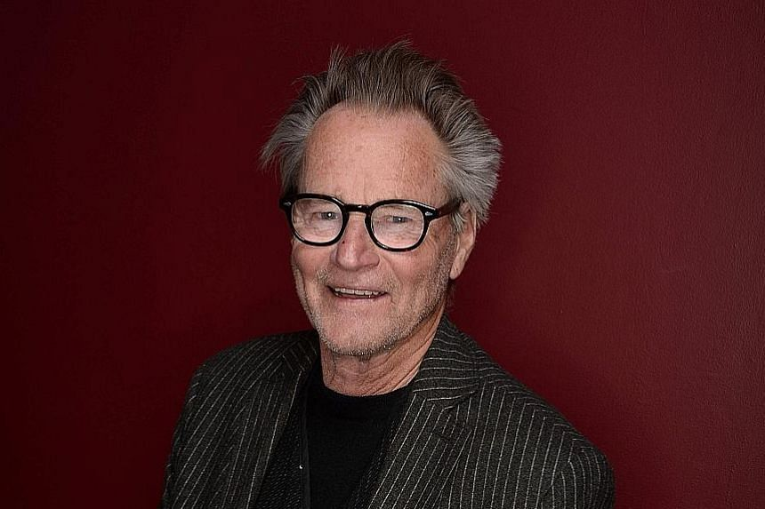 Sam Shepard was also a musician, writing songs and playing drums in a band.