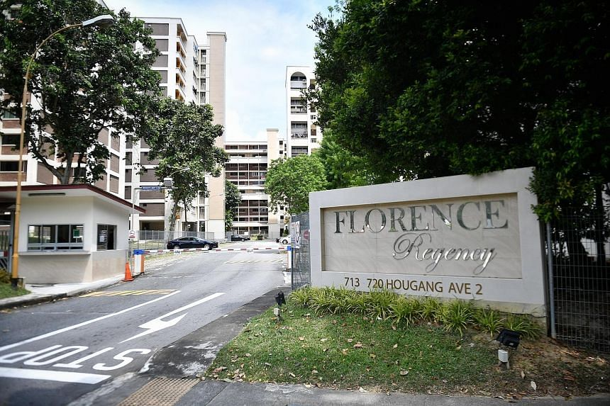 The 336-unit Florence Regency in Hougang has a land area of 389,236 sq ft, with a remaining lease term of 71 years. The estate was privatised in 2014, and this is its first shot at selling en bloc.