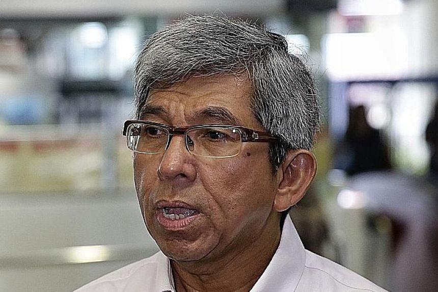 Dr Yaacob Ibrahim.