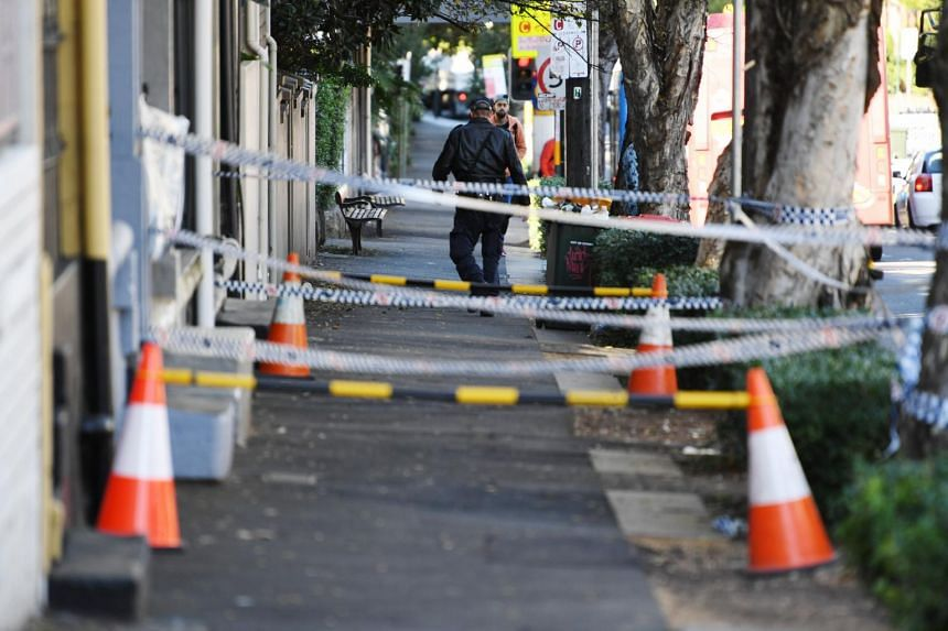 Earlier, four men have been arrested after the NSW Joint Counter Terrorism team conducted raids throughout Sydney suburbs over the weekend.