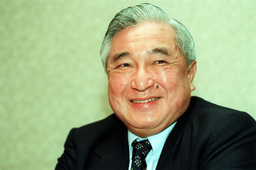 Mr Michael Wong Pakshong, who was MAS managing director from 1971 to 1981, died aged 86 on Aug 2, 2017.