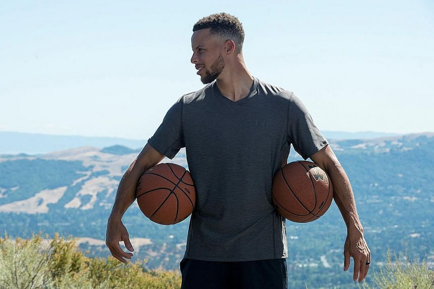 Golden State Warriors guard Stephen Curry will be hoping to make tomorrow's cut at the Ellie Mae Classic event on the Web.com Tour, the developmental tour for the PGA Tour.