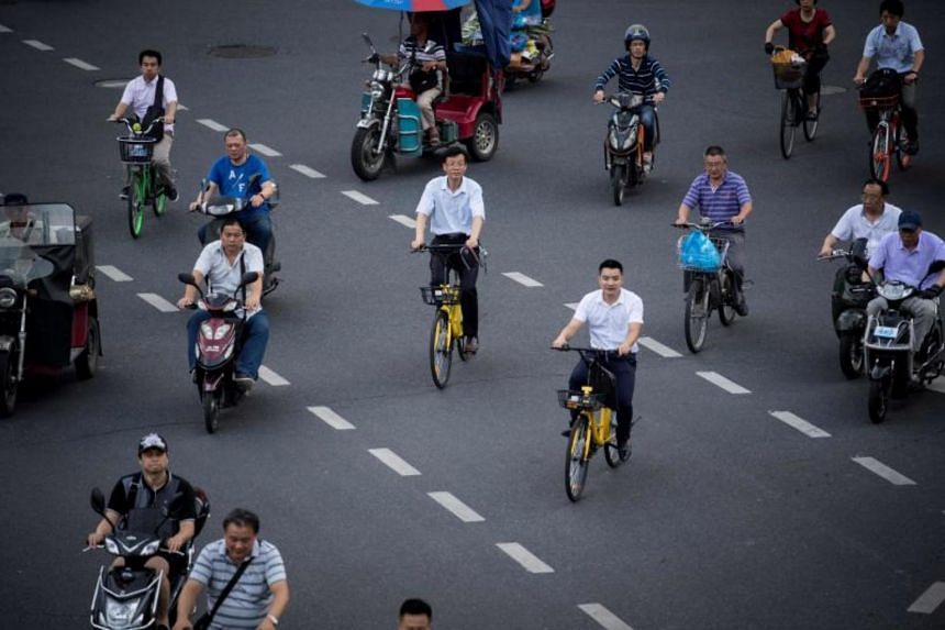 China has issued new guidelines to govern bike-sharing operations