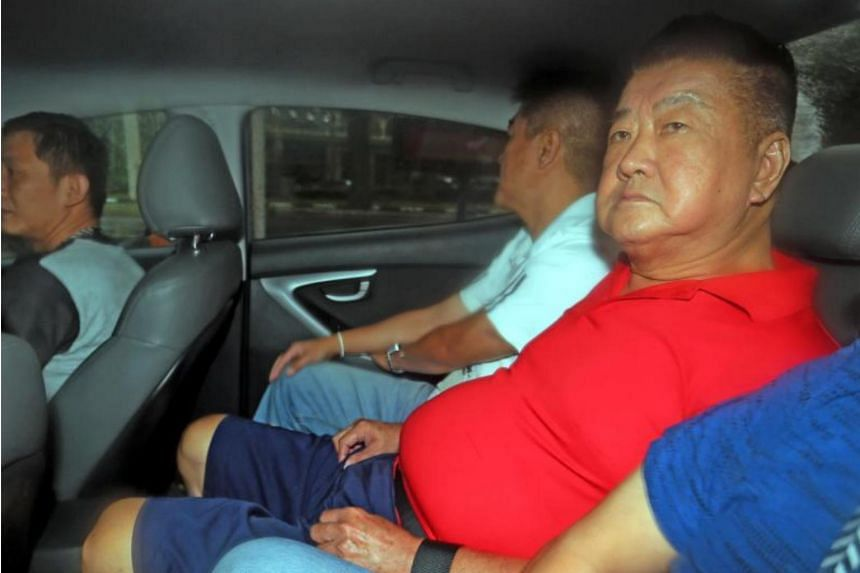 Tan Nam Seng has been remanded at Complex Medical Centre at Changi Prison since July 14 for psychiatric observation.