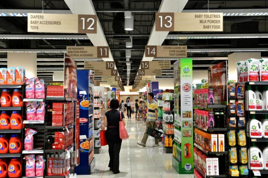 """""""While the outlook for the remainder of the year is expected to remain challenging for the supermarket and hypermarket activities in South-east Asia, the group's other businesses continue to make steady progress,"""" said Dairy Farm International Holdin"""
