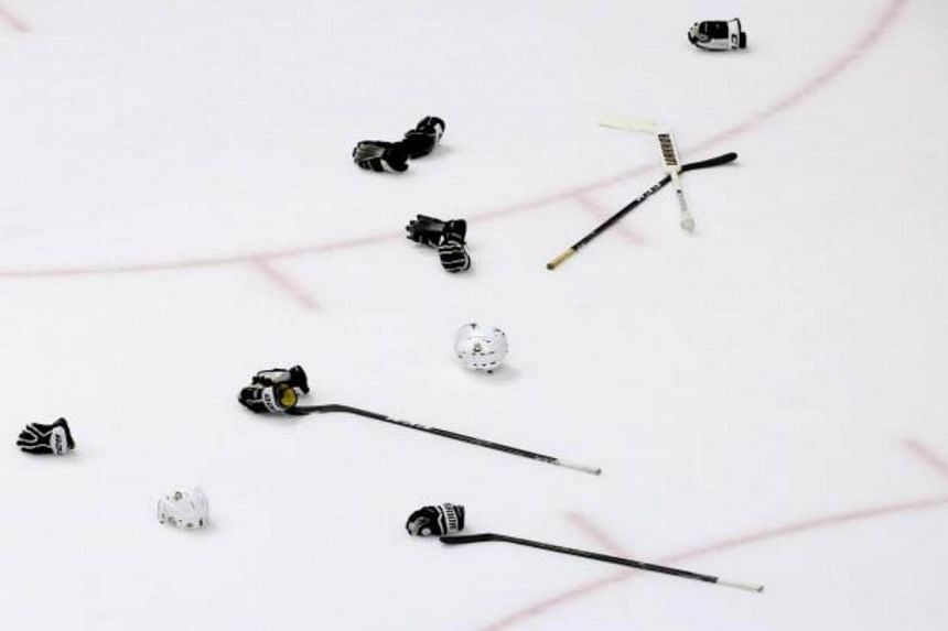 """The decision on the hockey sticks stemmed from a UN Security Council resolution passed in March last year that expanded the definition of banned luxury goods to in """"recreational sports equipment""""."""