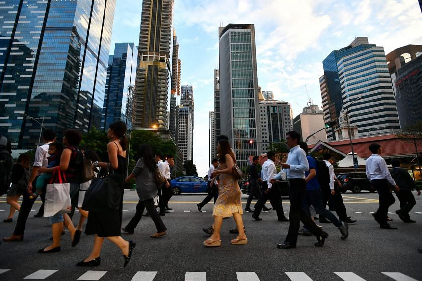 In Singapore and Hong Kong, 83 per cent of employees polled agreed that life-long jobs no longer existed.