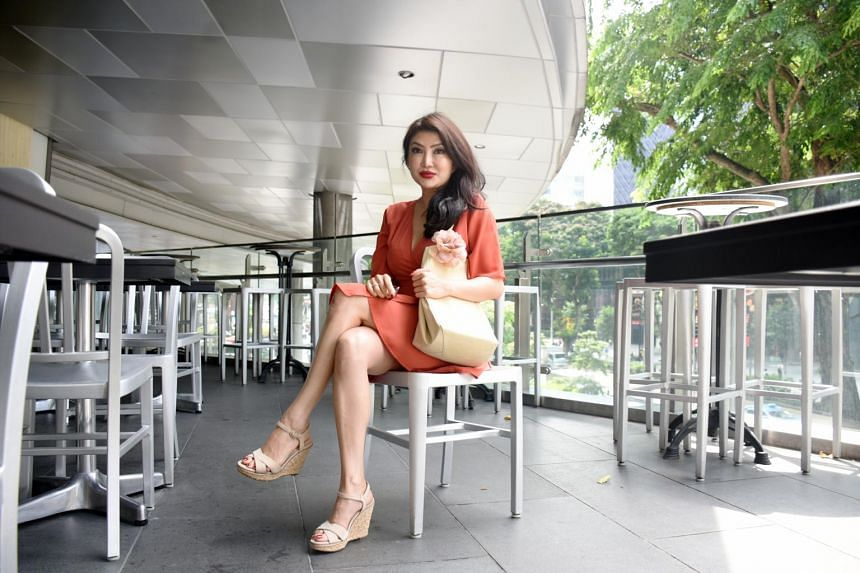 Mandy Leena Tan, founder of local skincare label Mandy T which launched in 2013. Prior to launching Mandy T, Mandy was the Director of Marketing and Membership at the prestigious Tower Club Singapore.