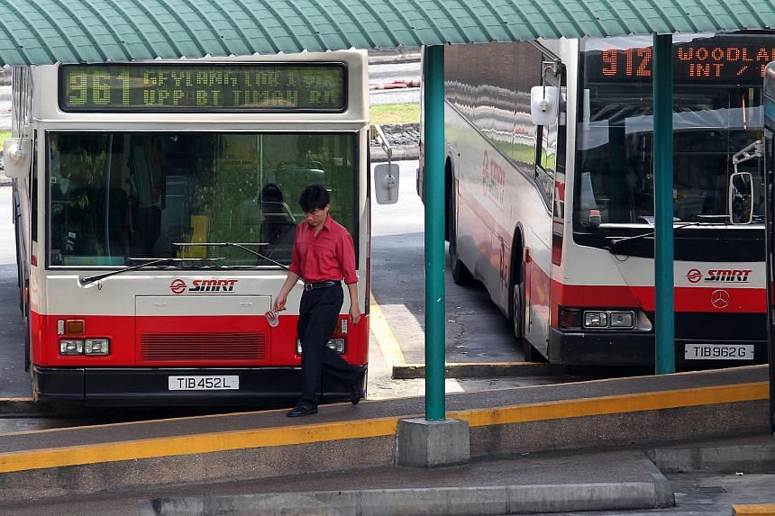 SMRT bus service 961 will experience road diversions on Aug 4, 5, 11 and 12 due to temporary road closures along Beach Road and Parliament Place.