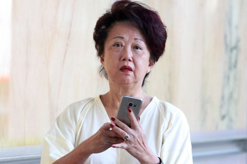 Jannie Chan does not need to serve jail time if she complies with certain conditions. Among other things, she must stop sending her former husband e-mails and continue with psychiatric treatment once a month.