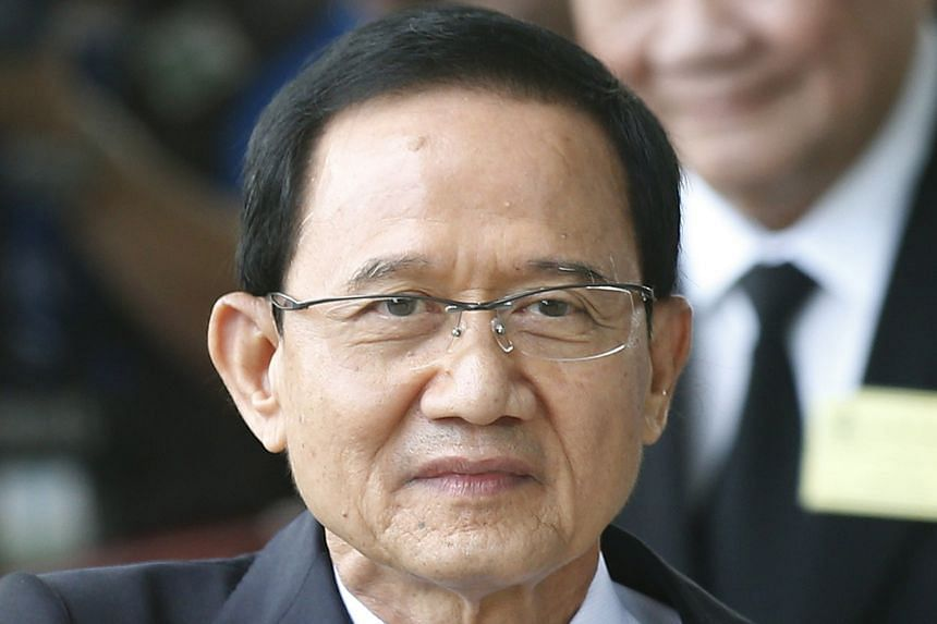 Mr Somchai was premier at the time of the crackdown that left two people dead in 2008.