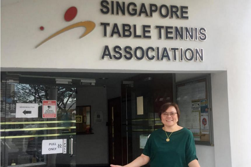 STTA president Ellen Lee has not set any medal targets for the paddlers at the SEA Games.