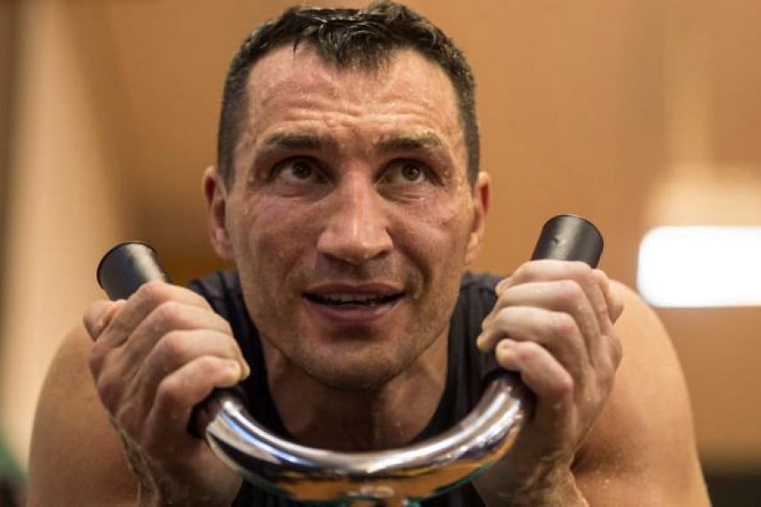 Wladimir Klitscko hangs up his gloves as one of the all-time greats in the ring after a nine-and-a-half year reign as heavyweight champion.